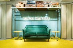Gentle Monster HONG KONG Flagship Store
