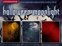 Halloween Moonlights