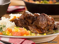 Barbecued Short Ribs - Cook up your favorite summer meal right on your stovetop!