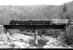 RailPictures.Net Photo: WVC 67 West Virginia Central Railroad EMD F7(A) at Bemis, West Virginia by Mark Hardin