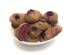 Pane di ciliegia, senza glutine:  https://stellasenzaglutine.com/2016/06/20/pan-di-ciliegia-senza-glutine/