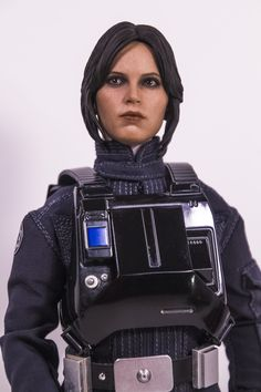 Hot Toys Jyn Erso Imperial Disguise - Star Wars Shrine