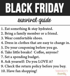 eb0f822c5e2 11 Best Black Friday images in 2014 | Black Friday, Survival guide ...