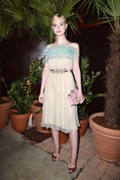 Save, Spend, Splurge: Elle Fanning's Cannes Style