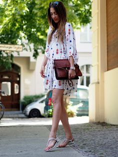 #Valentino Look-a-like Dress von helloshopping   STYLIGHT
