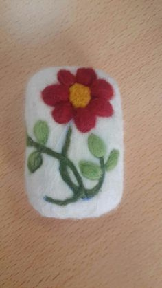 Felted Soap, Felting Tutorials, Small Paintings, Pincushions, Felt Crafts, Needle Felting, Wool Felt, Handmade, Hand Soaps