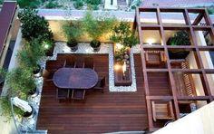 Simple But Gorgeous Modern Outdoor Patio Design Ideas34