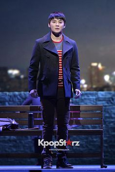 JYJ's Kim Junsu(XIA) in Musical December - Dec 20, 2013 [PHOTOS] More: http://www.kpopstarz.com/articles/70383/20131220/jyjs-kim-junsu-xia-musical-december-dec-20-2013-photos.htm