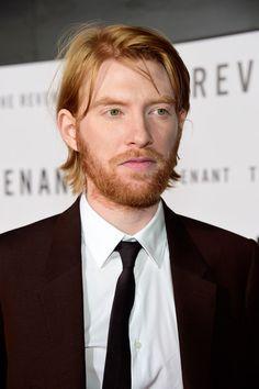 Domhnall Gleeson in Premiere of 20th Century Fox and Regency Enterprises' 'The Revenant' - Red Carpet