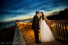 Sanderling Resort Wedding: Stacy & John – Genevieve Stewart Photography  Outer Banks, North Carolina Wedding Photography Genevieve Stewart Photography www.genevievestewart.com
