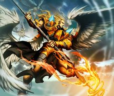 Michael Archangel (מיכאל)
