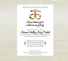 email invitation to healthy living and Multi-sectoral partnerships to promote healthy living and prevent chronic disease skip to main projects funded under this invitation will support phac's contribution to the healthy living and healthy weights through a primary prevention intervention that includes a set of.