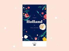The Glass Quarter Full - Holland