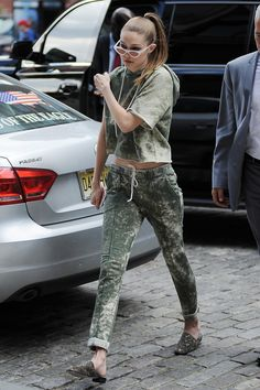 Gigi Hadid Daily — June 9, 2017  Love it! checkout www.sweetpeadeals.com for women's clothes up to 80% OF