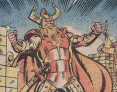 Gudrun (Hostess ad, Thor foe)