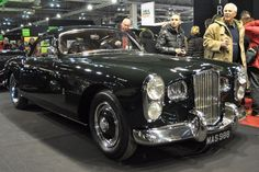 "Bentley Mark VI Cresta II ""Facel Metalion"" - 1951"