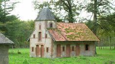 Un pigeonnier à Saint-Ennemond, dans l'Allier