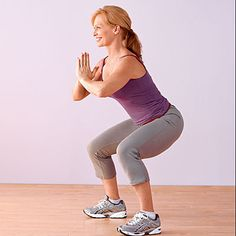 leg moves to strengthen muscles around the knee.