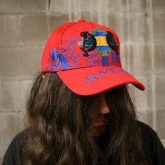 Vintage NATIVE AMERICAN Southwest Kokopelli Snapback Ballcap Hat A Boutique, Snapback, Nativity, Native American, Archive, Trending Outfits, Hats, Stuff To Buy, Vintage