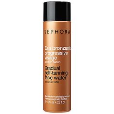Sephora Gradual Self-Tanning Face Water, $16