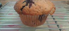 Blueberry & Raspberry Muffin