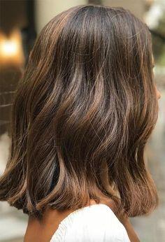 Lob Haircut Trend: 63 On-Trend Long Bob Haircuts & Hairstyles to Inspire Long Bob Hairstyles Bob Haircut Haircuts Hairstyles inspire lob long OnTrend Trend Lob Hairstyle, Hairstyles Haircuts, Wedding Hairstyles, Ponytail Hairstyles, Guy Haircuts, School Hairstyles, Celebrity Hairstyles, Trendy Hairstyles, Long Bob Hairstyles For Thick Hair