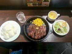 #いきなりステーキ
