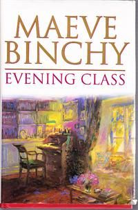 Maeve Binchy. My go-to author when I am sick, down or just home sick.