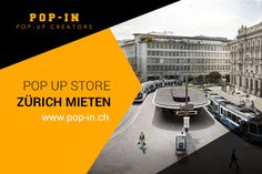 Do you need help with setting up a pop-up store for your brand? Pop-In is a platform that provides you short-term commercial rentals to organize pop-up shops. To book a pop-up store in Zürich Mieten, visit our website.
