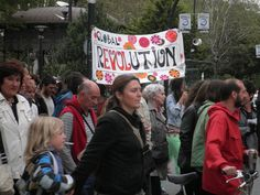 It's the revolution, baby!