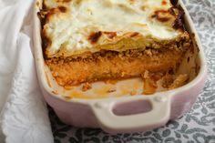 Egyszerű rakott kel Recept képpel - Mindmegette.hu - Receptek Hungarian Recipes, Cheesesteak, Lasagna, Food And Drink, Lunch, Cooking, Ethnic Recipes, Kitchen, Kitchens