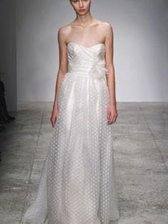 Christos Lydia Size 3 Wedding Dress – OnceWed.com