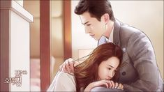 """Fan made movies and art work for """"hotel king"""" – part 1 Sherlock And Irene, Disney Gender Bender, Amethyst Steven Universe, Hotel King, Lee Dong Wook, Dong Hae, Sad Movies, Disney Sketches, Couple Relationship"""