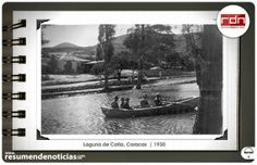 Resumen de Noticias: Fotos Históricas   Laguna de Catia