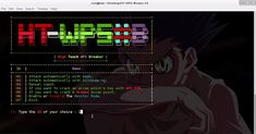 High Touch WPS Breaker [HT-WB] is a small tool based on the bash script language, it can help you to extract the WPS pin of many vulnera. Robot Technology, Technology World, Hacking Websites, Sql Injection, News Website, Script Words, Network Infrastructure, Tecnologia