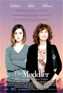The Meddler - great movie with a beautiful message