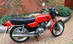 cb125t red - Google Search Google Search, Red