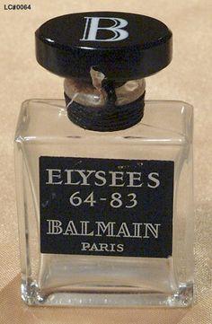 Elysees 64-83 perfume by Pierre Balmain