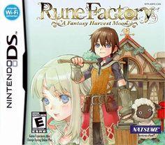 Rune Factory: A Fantasy Harvest Moon - #games