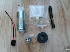 SUBRAU IMPREZA WRX STI UPRATED HIFLOW 255 LPH FUEL PUMP in Engine Tuning Parts | eBay
