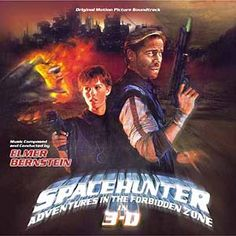 This lousy film features a typically excellent Elmer Bernstein score (oh, and my liner notes), released by Varese Sarabande.
