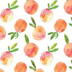 Sweet Peach Watercolor Organic Swaddle by ByGeorgeBabyBoutique