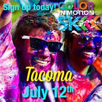 Hey Friends! I just signed up for the Tacoma Color In Motion 5k on July 12th! Hurry and register before prices go up and come have a Color Blast™ with me!