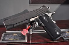 SIG 1911 Carry Nightmare. Most beautiful gun built today.