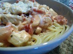 Italian Chicken Casserole. food.com
