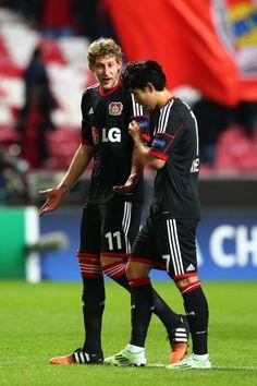 Ligue des Champions - Les équipes qualifiées en images Bayer 04 Leverkusen - 1er Groupe D