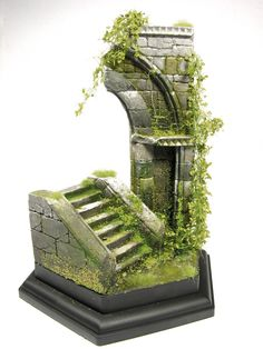 Miniatures *would love as bookends*