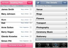 Must See iPhone Apps For Planning Your Wedding