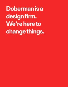 Design for New Frontiers.