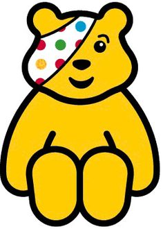 Google Image Result for http://technostories.files.wordpress.com/2010/11/pudsey_bear_1.jpg    Pudsey makes an appearance in the Autumn :)